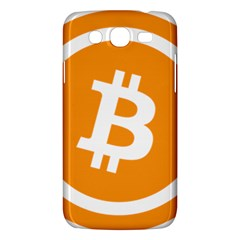 Bitcoin Cryptocurrency Currency Samsung Galaxy Mega 5 8 I9152 Hardshell Case