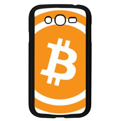 Bitcoin Cryptocurrency Currency Samsung Galaxy Grand Duos I9082 Case (black)