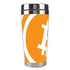 Bitcoin Cryptocurrency Currency Stainless Steel Travel Tumblers