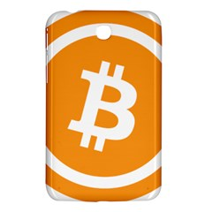 Bitcoin Cryptocurrency Currency Samsung Galaxy Tab 3 (7 ) P3200 Hardshell Case