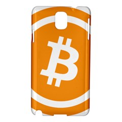 Bitcoin Cryptocurrency Currency Samsung Galaxy Note 3 N9005 Hardshell Case