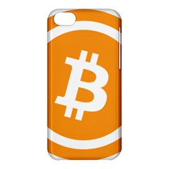 Bitcoin Cryptocurrency Currency Apple Iphone 5c Hardshell Case