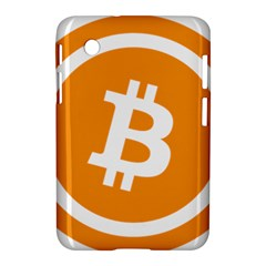 Bitcoin Cryptocurrency Currency Samsung Galaxy Tab 2 (7 ) P3100 Hardshell Case