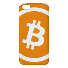 Bitcoin Cryptocurrency Currency Iphone 5s/ Se Premium Hardshell Case