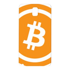 Bitcoin Cryptocurrency Currency Samsung Galaxy Note 3 N9005 Hardshell Back Case
