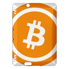 Bitcoin Cryptocurrency Currency Kindle Fire Hdx Hardshell Case