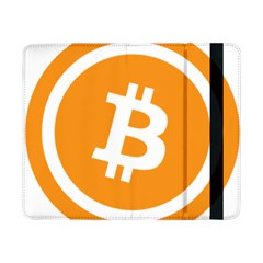 Bitcoin Cryptocurrency Currency Samsung Galaxy Tab Pro 8 4  Flip Case