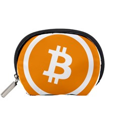 Bitcoin Cryptocurrency Currency Accessory Pouches (small)