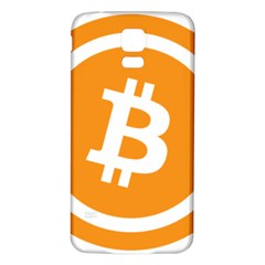Bitcoin Cryptocurrency Currency Samsung Galaxy S5 Back Case (white)