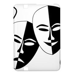 Theatermasken Masks Theater Happy Kindle Fire Hd 8 9
