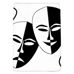 Theatermasken Masks Theater Happy Flap Covers (l)