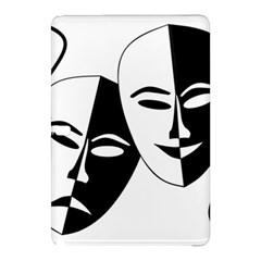 Theatermasken Masks Theater Happy Samsung Galaxy Tab Pro 12 2 Hardshell Case