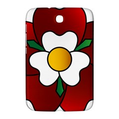 Flower Rose Glass Church Window Samsung Galaxy Note 8 0 N5100 Hardshell Case