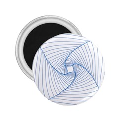 Spirograph Pattern Drawing Design 2 25  Magnets