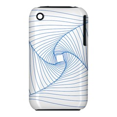 Spirograph Pattern Drawing Design iPhone 3S/3GS