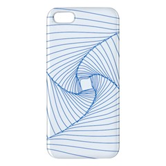 Spirograph Pattern Drawing Design Apple Iphone 5 Premium Hardshell Case