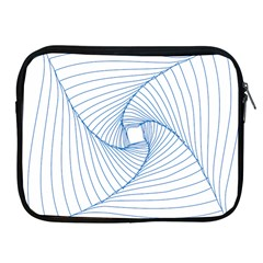 Spirograph Pattern Drawing Design Apple Ipad 2/3/4 Zipper Cases