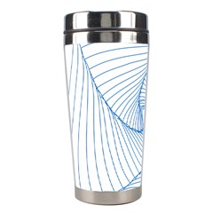 Spirograph Pattern Drawing Design Stainless Steel Travel Tumblers