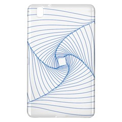Spirograph Pattern Drawing Design Samsung Galaxy Tab Pro 8 4 Hardshell Case