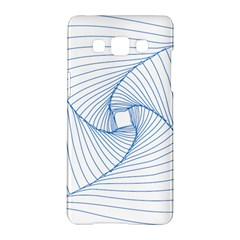 Spirograph Pattern Drawing Design Samsung Galaxy A5 Hardshell Case