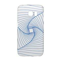 Spirograph Pattern Drawing Design Galaxy S6 Edge