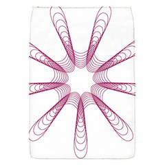 Spirograph Pattern Circle Design Flap Covers (s)
