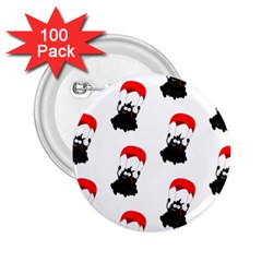 Pattern Sheep Parachute Children 2.25  Buttons (100 pack)