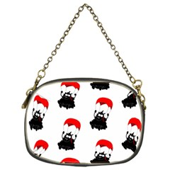 Pattern Sheep Parachute Children Chain Purses (two Sides)