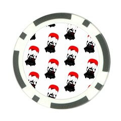 Pattern Sheep Parachute Children Poker Chip Card Guard (10 Pack)