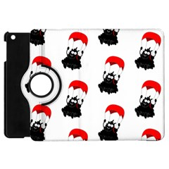 Pattern Sheep Parachute Children Apple Ipad Mini Flip 360 Case