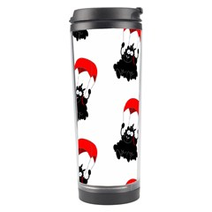 Pattern Sheep Parachute Children Travel Tumbler