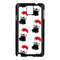 Pattern Sheep Parachute Children Samsung Galaxy Note 3 N9005 Case (black)