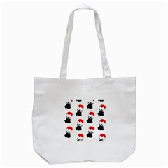 Pattern Sheep Parachute Children Tote Bag (white)