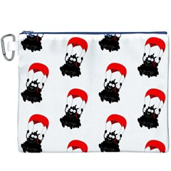Pattern Sheep Parachute Children Canvas Cosmetic Bag (xxxl)