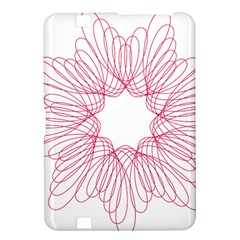 Spirograph Pattern Drawing Design Kindle Fire Hd 8 9