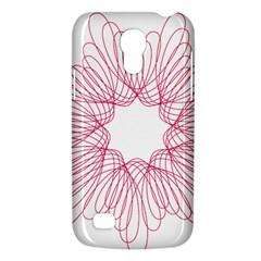 Spirograph Pattern Drawing Design Galaxy S4 Mini