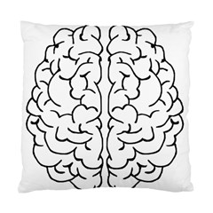 Brain Mind Gray Matter Thought Standard Cushion Case (one Side)