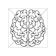 Brain Mind Gray Matter Thought Acrylic Tangram Puzzle (4  x 4 )