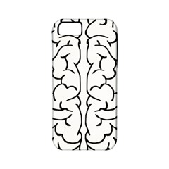 Brain Mind Gray Matter Thought Apple iPhone 5 Classic Hardshell Case (PC+Silicone)