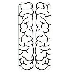Brain Mind Gray Matter Thought Apple Iphone 5 Hardshell Case With Stand