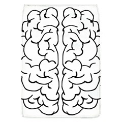 Brain Mind Gray Matter Thought Flap Covers (l)