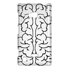 Brain Mind Gray Matter Thought Nokia Lumia 720