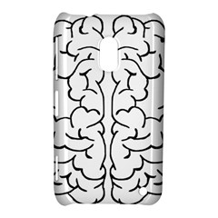 Brain Mind Gray Matter Thought Nokia Lumia 620