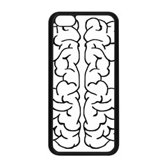 Brain Mind Gray Matter Thought Apple Iphone 5c Seamless Case (black)