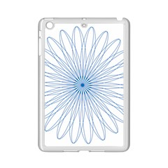 Spirograph Pattern Circle Design Ipad Mini 2 Enamel Coated Cases