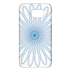 Spirograph Pattern Circle Design Galaxy S6