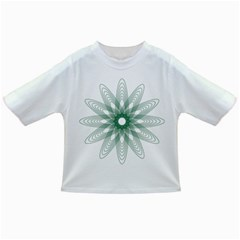 Spirograph Pattern Circle Design Infant/toddler T Shirts