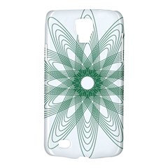 Spirograph Pattern Circle Design Galaxy S4 Active