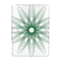 Spirograph Pattern Circle Design Galaxy Note 1