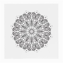 Art Coloring Flower Page Book Medium Glasses Cloth